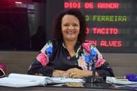 Aline Couto anuncia expansão de linha de transporte coletivo