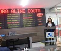 Aline Couto convida população para participar da Câmara Cidadã