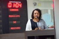 Aline Couto defende Liga de Combate ao Câncer de Mossoró