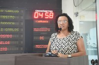 Aline Couto defende permanência de Abrigo Municipal para pessoas em situação de rua