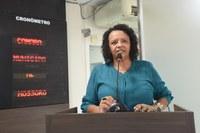 Aline Couto denuncia irregularidade no Programa do Leite