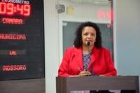 Aline Couto destaca reorganização do Programa do Leite