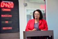 Aline Couto faz balanço positivo de comissão em 2019