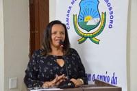 Aline Couto faz defesa de pacientes renais de Mossoró