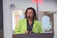 Aline Couto pede maior assistência no transporte de pacientes transplantados
