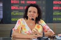 Aline Couto se reúne com direção da Caern em Mossoró