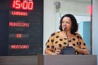 Aline Couto vai a Natal e apresenta pleitos a favor de Mossoró