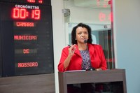 Aline Couto volta a pedir melhorias no Programa do Leite