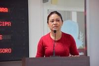 Associação promove palestra sobre câncer de colo de útero na Câmara Municipal