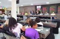 Audiência cobra valorização do servidor municipal da Saúde