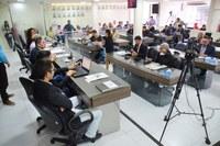 Audiências debatem políticas públicas e segurança esta semana