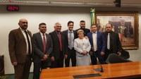 Câmara apresenta pleitos de Mossoró à bancada federal