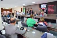 Câmara aprova carreira de auditor fiscal e doação de terreno à Igreja