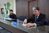 Plenário faz leitura do projeto da LOA para 2020