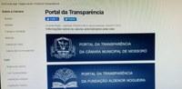 Câmara de Mossoró cumpre normas de transparência