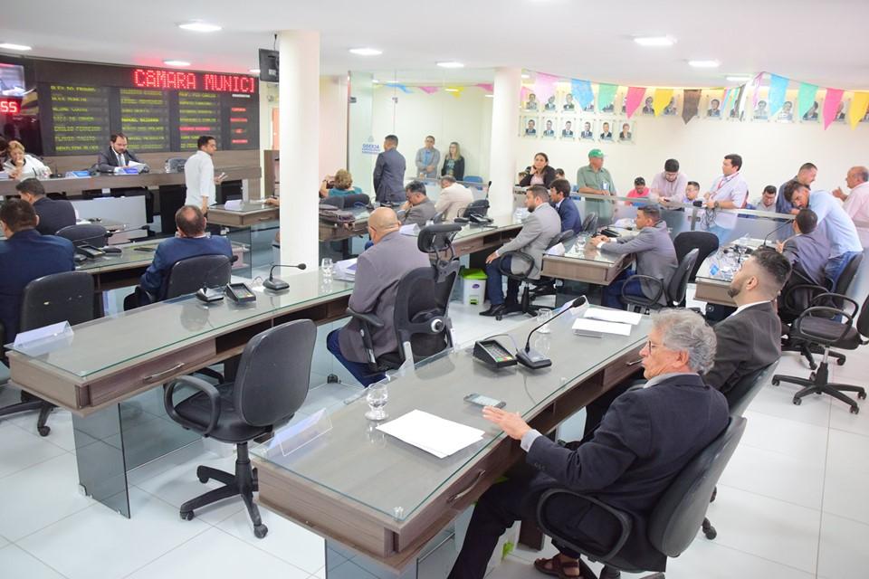 Câmara de Mossoró faz esforço concentrado e aprova LDO