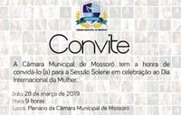 Câmara de Mossoró homenageará mulher nesta quinta-feira