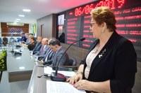 Câmara de Mossoró homenageia centenário da Acim