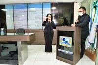 Câmara de Mossoró inclui surdos na ação parlamentar