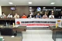 Câmara de Mossoró reafirma importância da Petrobras