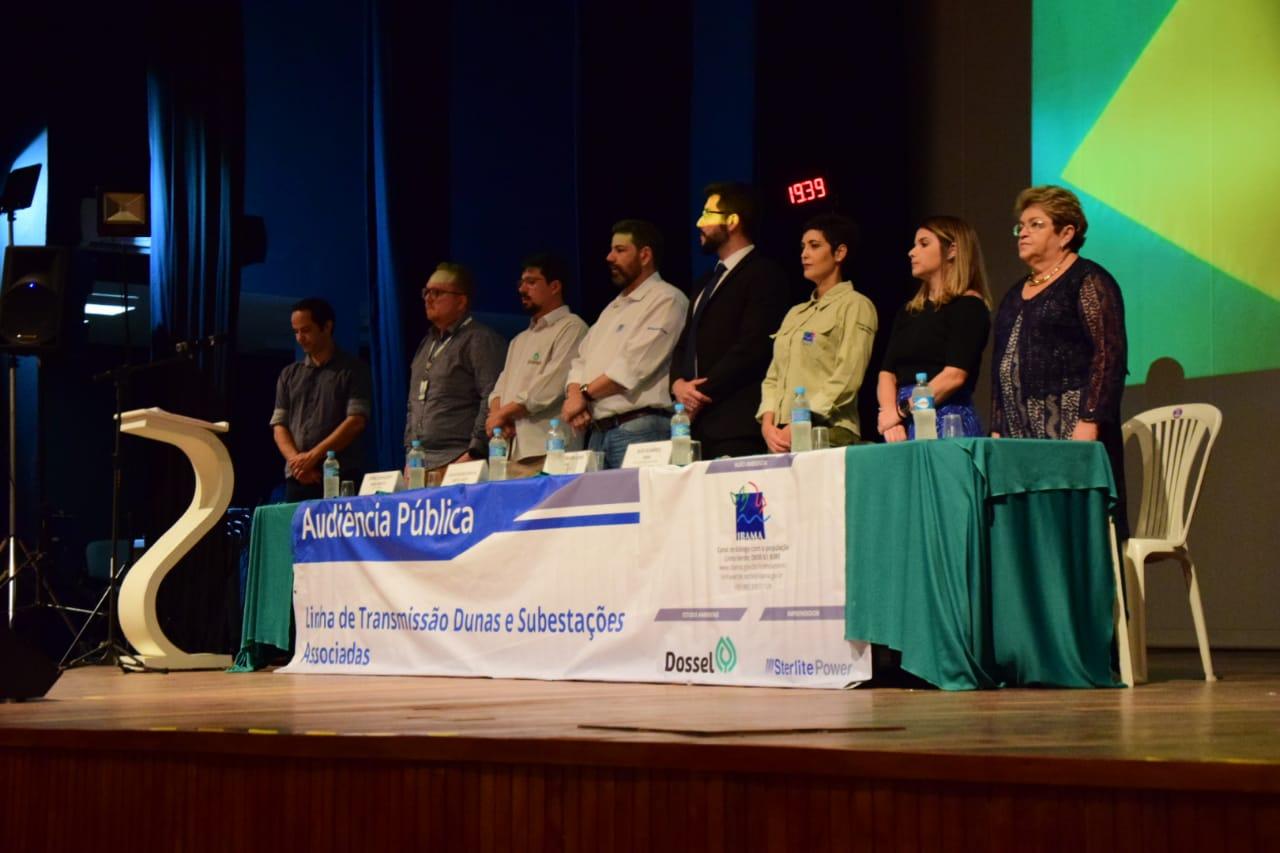 Câmara de Mossoró reforça apoio a projeto de energia