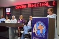 Câmara de Mossoró reforça importância do Cursilhos de Cristandade