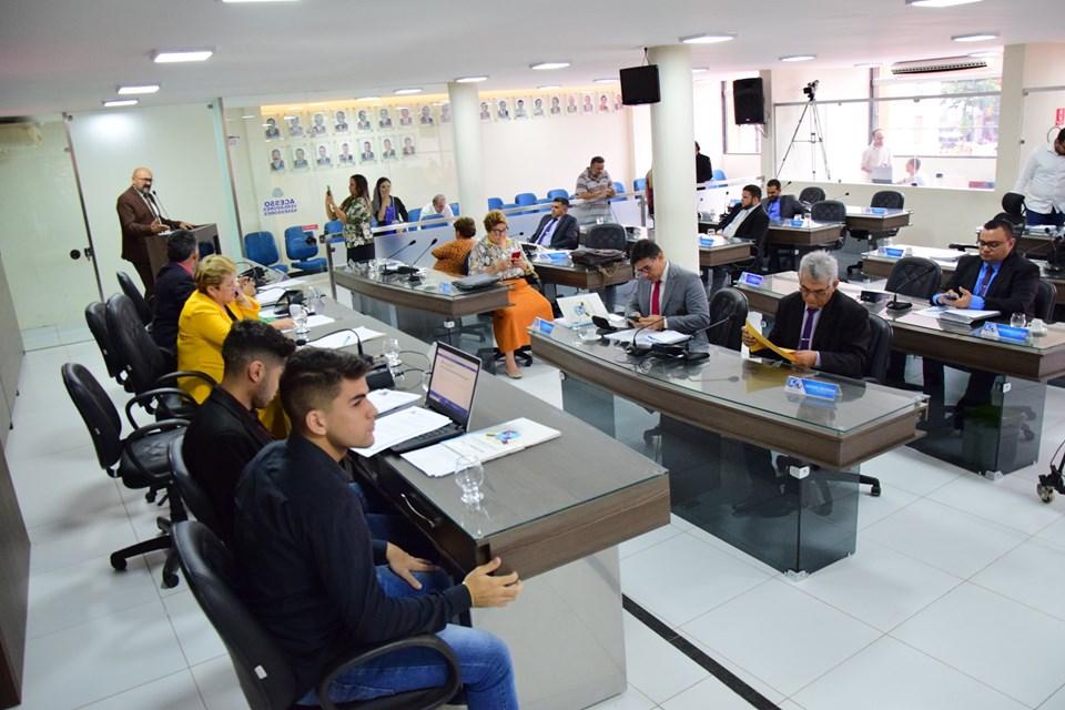 Câmara de Mossoró reiniciará sessões nesta terça-feira