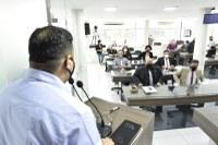 Câmara de Mossoró retoma projeto Momento de Fé