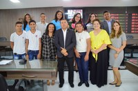 Câmara Mirim realiza sessão de encerramento em 2018