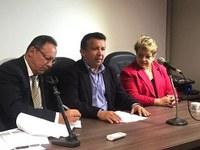 Câmara participa da posse de novo presidente da Fecam