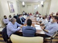 Câmara participa de reunião com CDL e Prefeitura de Mossoró