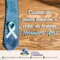 Câmara promove palestra sobre câncer de próstata