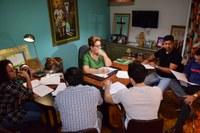 Câmara realiza reunião da Comissão de Constituição, Justiça e Redação
