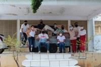 Campanha S.O.S São Camilo arrecada mais de meia tonelada de alimentos