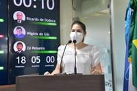Carmem Júlia anuncia benefícios à saúde da mulher