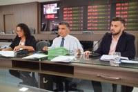 Comissão de Educação, Cultura e Esporte realiza reunião na Câmara Municipal