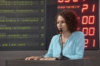 Vereadora Isolda Dantas (PT) ressalta presença feminina na Câmara