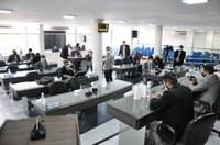Covid-19 e eleição municipal no foco dos vereadores em sessão