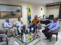 Encontro debateu oferta hídrica para o Polo Alagoinha