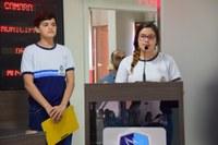 Estudantes de escola municipal visitam a Câmara Municipal de Mossoró