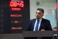 Francisco Carlos reafirma defesa de ensino público superior