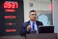 Francisco Carlos defende Fundeb durante pronunciamento