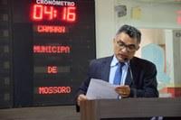 Francisco Carlos defende homenagem a empreendedores