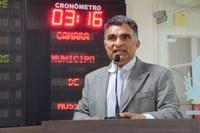 Francisco Carlos defende indústria salineira do RN