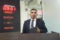 Francisco Carlos defende manutenção de projetos na Câmara