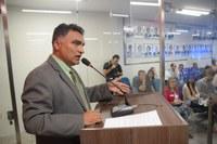 Francisco Carlos defende professor para zona rural  e revisão do Plano Diretor