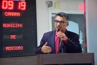 Francisco Carlos destaca ações da Prefeitura e reivindica melhorias para Mossoró