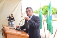 Francisco Carlos frisa avanço de serviços públicos no município