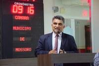 Francisco Carlos reforça discussão  sobre endemias e repudia violência