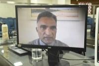 Francisco Carlos registra avanço em obras com recursos do Finisa